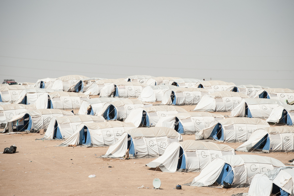 Khazar IDP Camp, Mosul, Iraq
